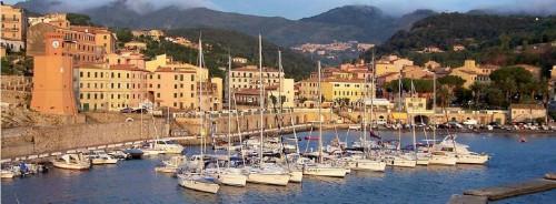 flottielje zeilen in Italië